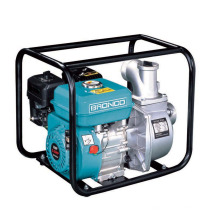 Wp30 Water Pump Gasoline Forced Air-Cooled 4-Stroke 168f 3inch