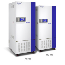 Electronic Programmable Air Cooled Constant Temperature Humidity Incubator