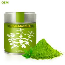 Gefragter organischer Matcha unterwegs Detox-Tee