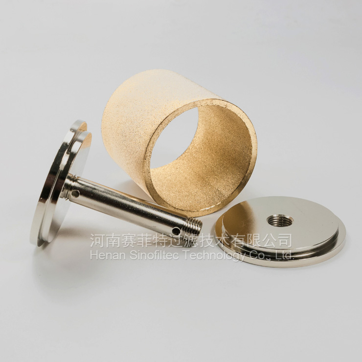 sintered bronze filter suppliers