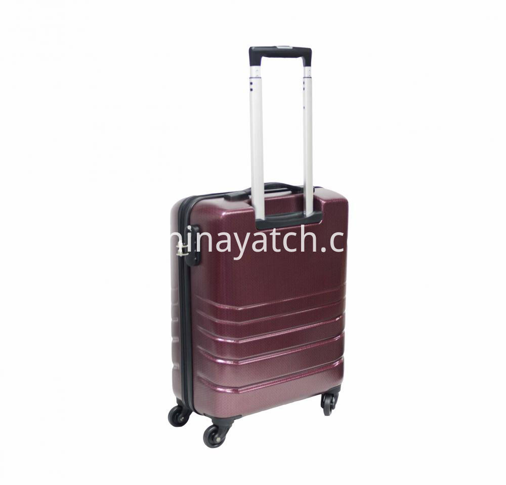 Multi Color Abs Pc Alloy Suitcase