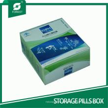 Первая Коробка Таблетки Хранения Упаковка Класс