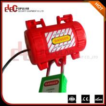 Elecpopular Alta Importação de produtos de alta qualidade impermeável isolamento elétrico bloqueio de segurança Plug