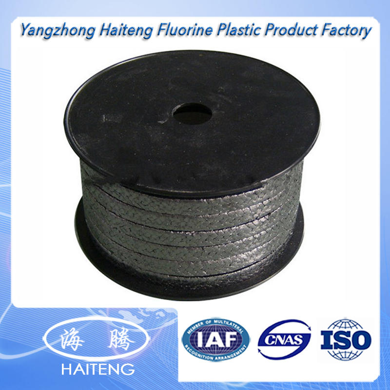 High-Temperature Carbon Braided Packings