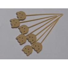 Горячий-Продайте инструмент для барбекю Eco Bamboo Skewer / Stick / Pick (BC-BS1033)