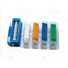 Einweg-Zahnbürsten-Mikro-Applikator