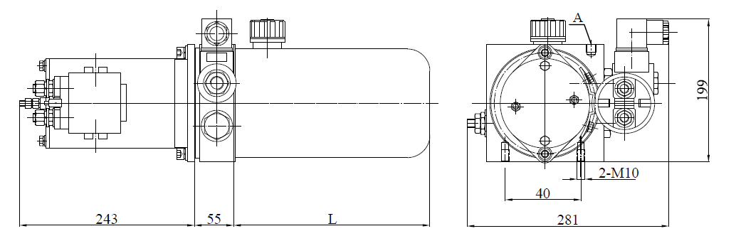Power Unit for Pallet Truck (2)