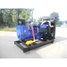 Oxígeno mezclado con Gas metano quemado juntos generador máquina