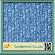 Tissu Polyester de décoration de bureau