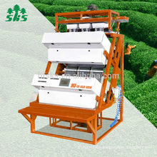 Tea Processing Machine 1 Chutes Small CCD Camera Tea Color Sorters Tea Colour Sorting Machine