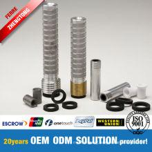 Raw Material Tungsten Nozzle Metal Nozzle