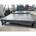 forklift loading ramp for warehouse platform