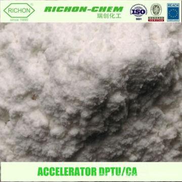 Fornecedor de produtos químicos de borracha feito na China 102-08-9 C13H12N2S Acelerador de borracha Acelerador de CA DPTU
