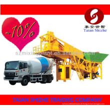 25m3 / h YHZS25 mobile Betonmischanlage, mobile Betonmischanlage