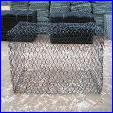 pvc caoted double twist hexagonal gabion box