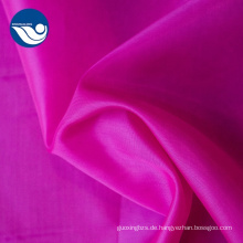 100% Polyester 190T / 210T Poly Taftgewebe