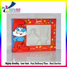 Коробка для ручной печати мультфильма для парфюмерии