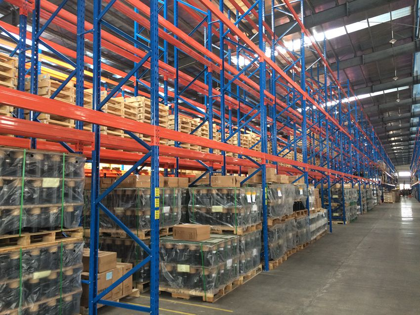ISO Pallet Racking System