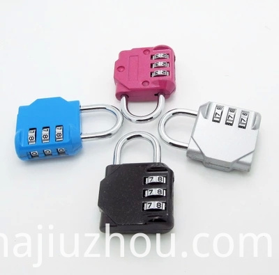 Cute Lock For Travel