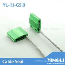 Selo ajustável do cabo da segurança no diâmetro de 5.0mm (YL-HJ-G5.0)
