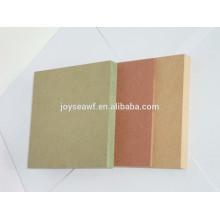 2015 mejor calidad impermeable / color verde mdf