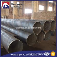 Tuyau spirale ASTM A53, tubes soudés en acier