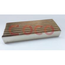 Haute qualité bloc moteur linéaire Permanent aimants