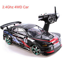 Oversize Model 2.4GHz Racing Radio Remote Control Toy Car