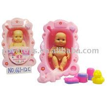 913990678 ДЕТСКАЯ ВАННА с куклой