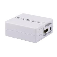 HDMI audio extractor met stereo en optisch uit