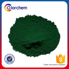 Óxido de Ferro Verde para Revestimento e Tintas