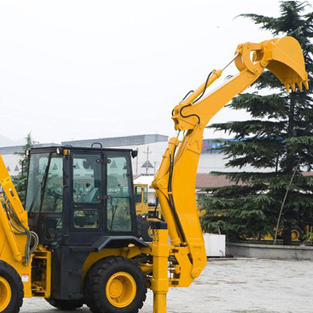 Backhoe Loader Price