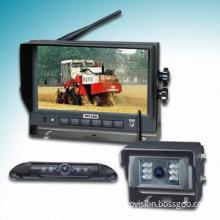 Wireless CCTV Camera System with 7-inch Digital CCTV Monitor and Wireless CCTV Cameras