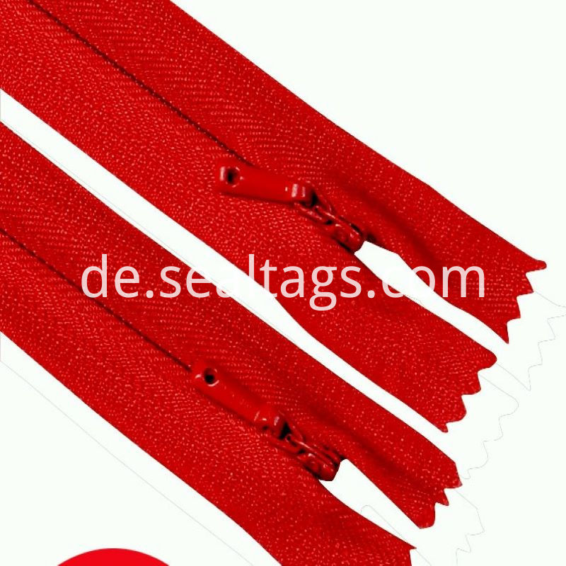 Colorful Zipper Cost
