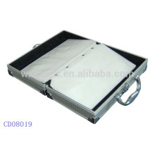 alta qualidade CD 64 discos alumínio CD suporte vendas por atacado de China fabricante