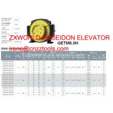 traction machine XIZI forvorda GETM6.0H