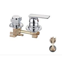 Manufacturer cheap G2/1 mixer bath faucets shower panel faucet