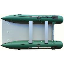 Velocidade gato Mini inflável, barco a remo do PVC
