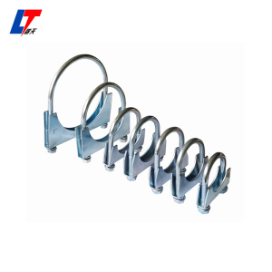 galvanized U saddle clamp C01