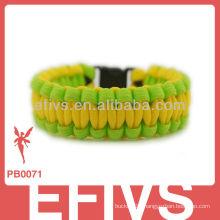 2013 fashion paracord bracelet accessories