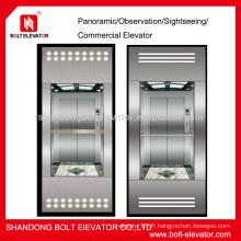 BOLT outdoor Sightseeing Passenger Elevator Lift Prix en Chine