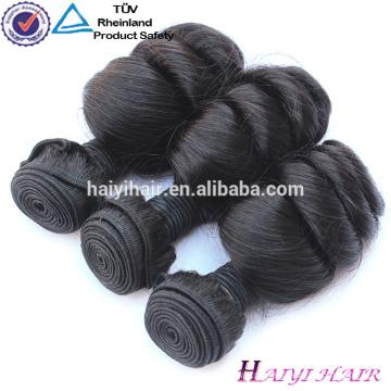 8a 9a 10a grau 100 cutícula alined cabelo virgem remy barato cabelo brasileiro tecelagem
