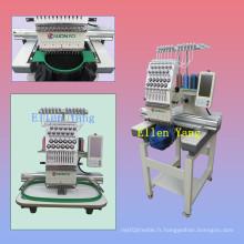 Wonyo a informatisé la couleur principale Wy1501 / 1201c de machine de broderie principale 15