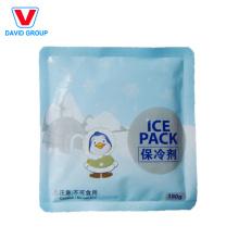 Paquet de glace réutilisable de gel Eco pour la boîte à lunch des enfants