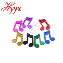 HYYX Customized Farbe chinesische musik thema party supplies push pop papier konfetti für urlaub dekoration