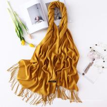 Wholesale Scarf Hijab Good Quality Women's Winter Scarf