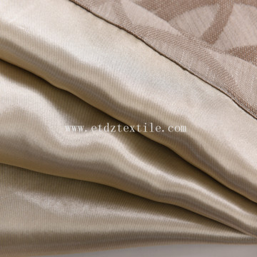 Polyester Jacquard Linen Touching Curtain