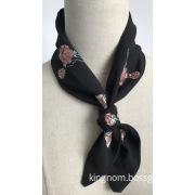 polyester embroidery neckerchief