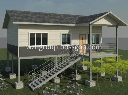 Light Steel Villa 27