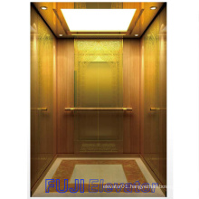 FUJI Commercial Building Elevator with Small Machine Room